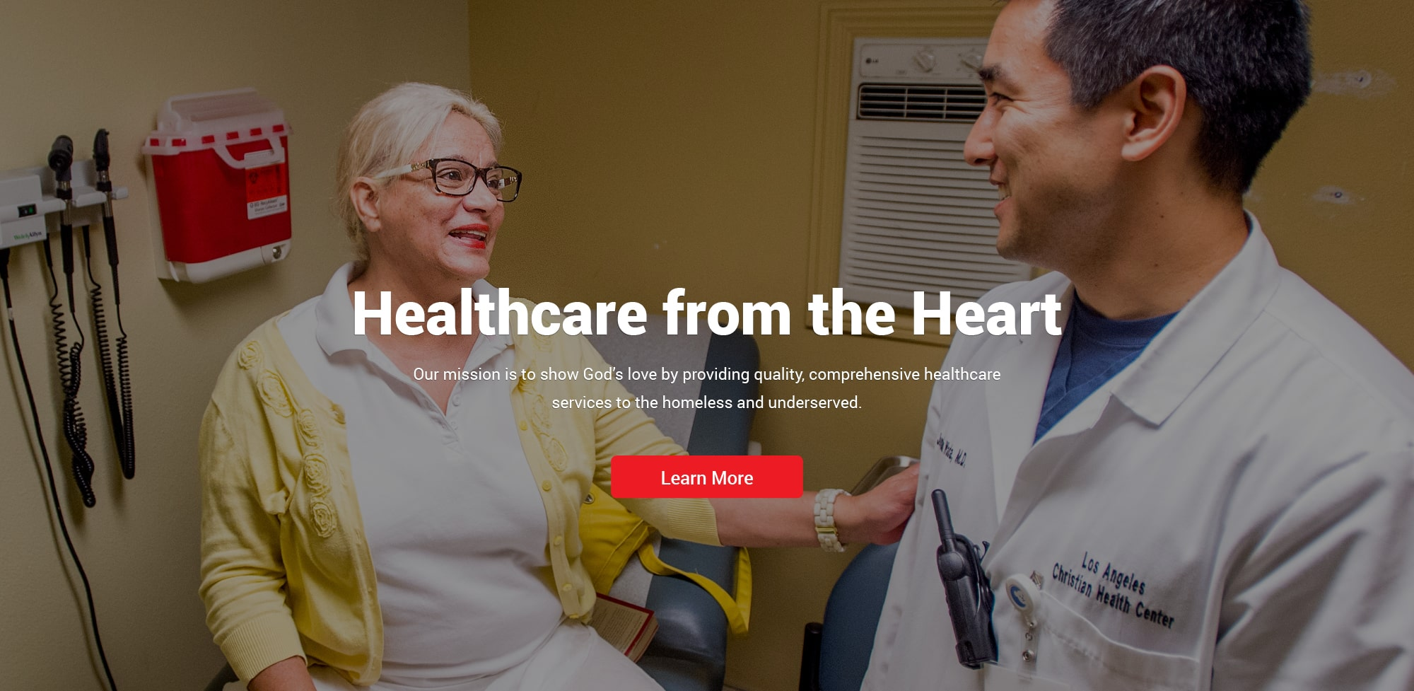 Healthcare from the Heart