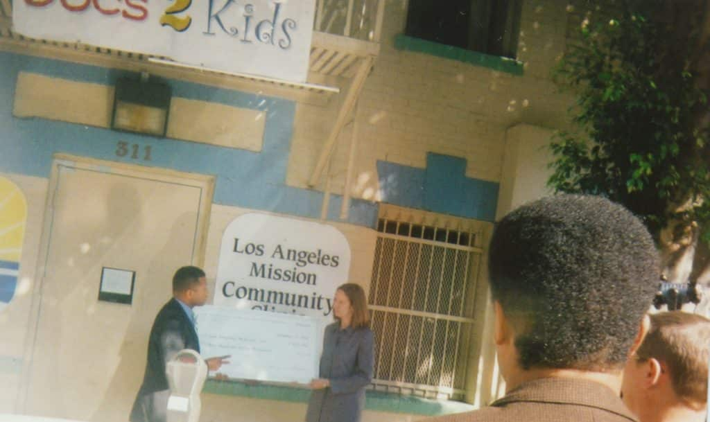 LACHC Separate from LA Mission