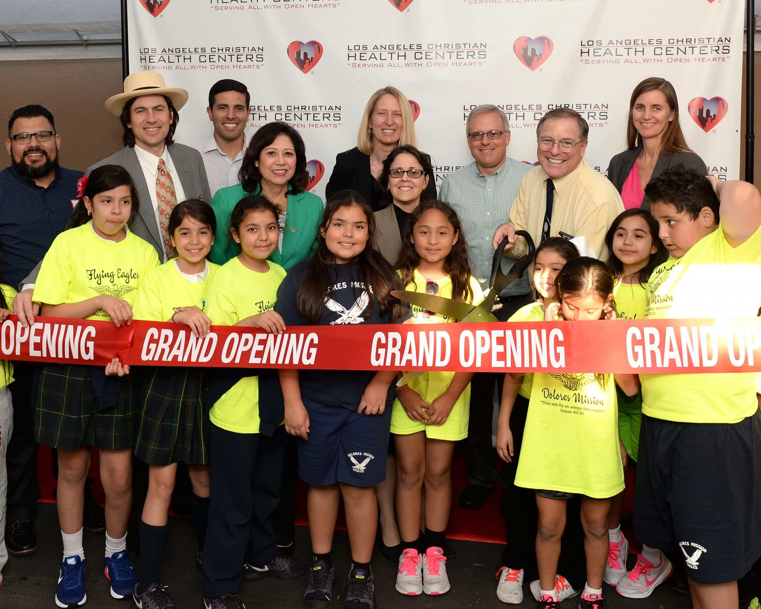 New Dental Clinic Ribbon Cutting